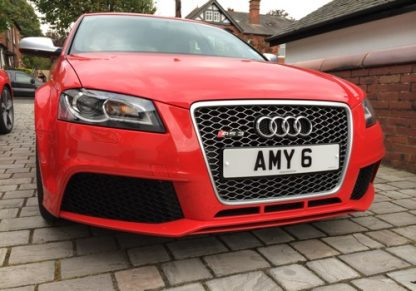 AMY 6 Number Plate Reg For Sale